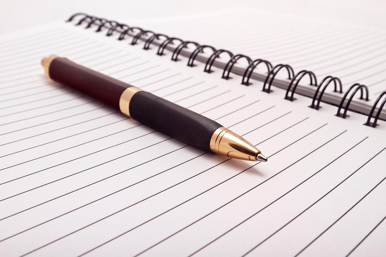 Pen - Pixabay.com